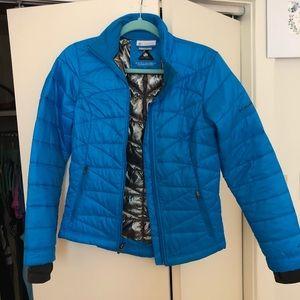 Columbia puffer jacket Omni-heat